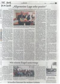 Verbandsversammlung 2018